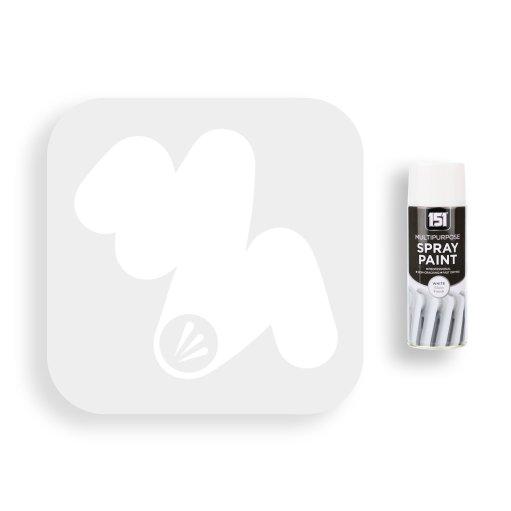 400ml-151-White-Gloss-Spray-Paint-Swatch