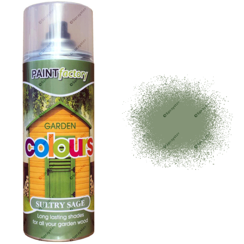 x1-Sultry-Sage-Green-Garden-Aerosol-Spray-Paint-Lasting-Shades-For-Wood-400ml-332283467163