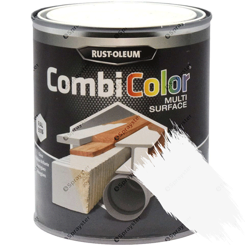Rust-Oleum-CombiColor-Multi-Surface-Paint-Traffic-White-Satin-25L-RAL-9016-391856382416-sprayster-b