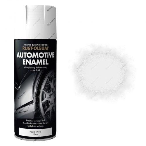 polar white Automotive Sprayster