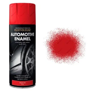 AutoMotive Bright Red Gloss