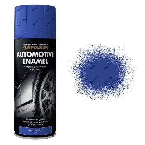 AutoMotive Brilliant Blue Gloss