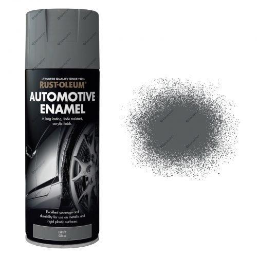 AutoMotive Grey Gloss