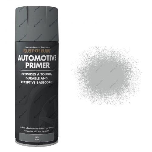 AutoMotive Grey Primer Matt