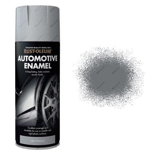 AutoMotive Grey Titanium Gloss