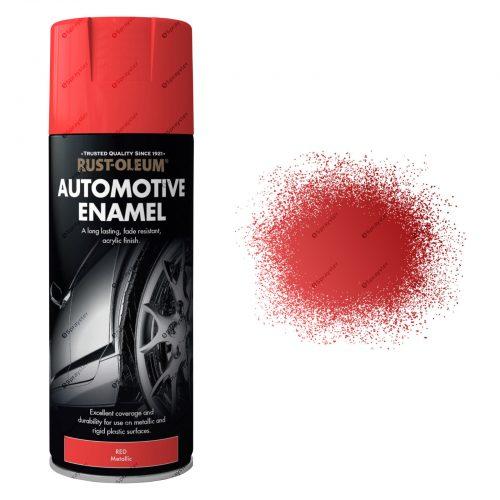 AutoMotive Red Metallic