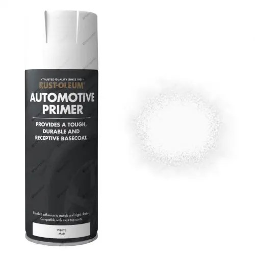 AutoMotive White Primer Matt
