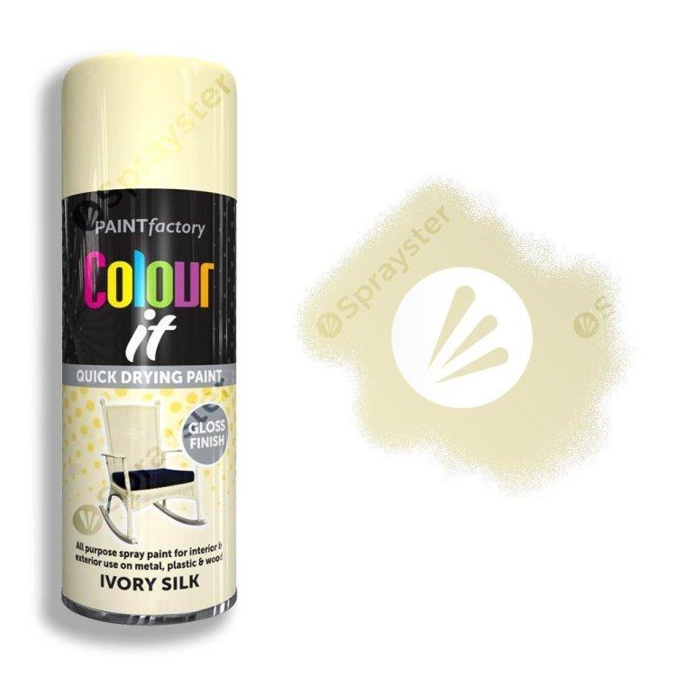 Paint-Factory-Multi-Purpose-Colour-It-Spray-Paint-Ivory-Silk-Gloss-Sprayster-Watermark