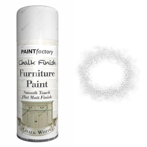x1-Paint-Factory-Multi-Purpose-Chalk-Spray-Paint-400ml-Chalk-White-Matt