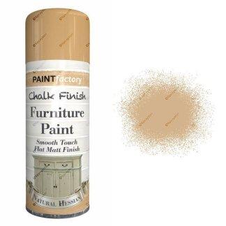x1-Paint-Factory-Multi-Purpose-Chalk-Spray-Paint-400ml-Natural-Hessian-Matt