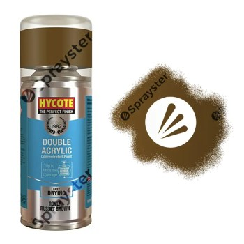 Hycote-Rover-Russet-Brown-XDRV106-Spray-Paint
