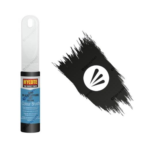 Hycote-BMW-Black-Sapphire-Metallic-XCBM602-Brush-Paint