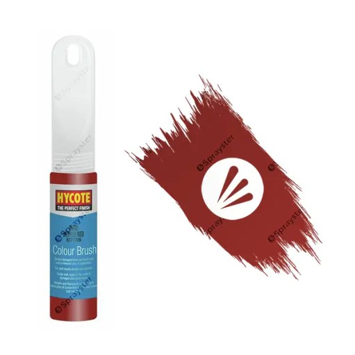 Hycote-Ford-Pepper-Red-XCFD729-Brush-Paint