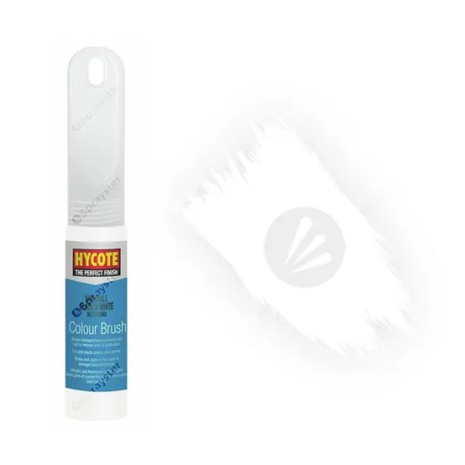Hycote-Vauxhall-Glacier-White-XCVX090-Brush-Paint