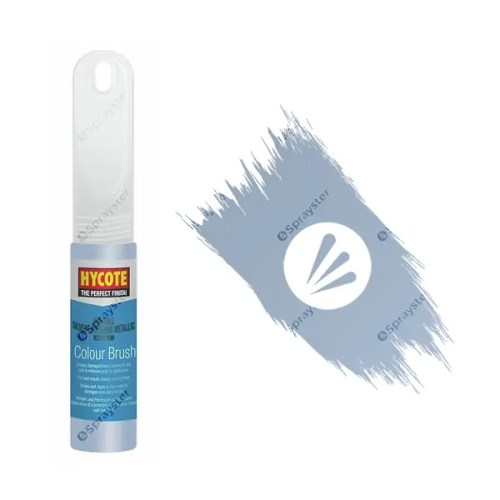 Hycote-Vauxhall-Silver-Lightning-Metallic-XCVX708-Brush-Paint
