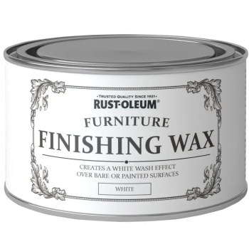 White Liming Wax 400ml Rust-Oleum Shabby Chic Finish