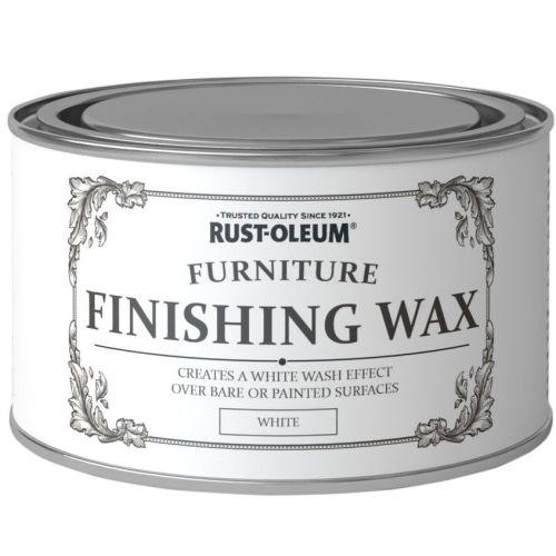 White Liming Wax 400ml Rust-Oleum Shabby Chic Finish