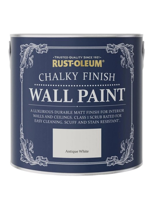 Rust-Oleum Chalky Antique White