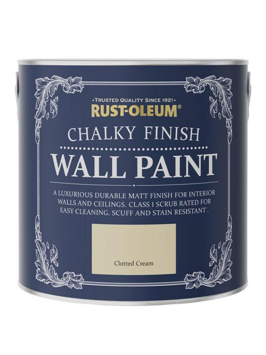 Rust-Oleum Chalky Clotted Cream