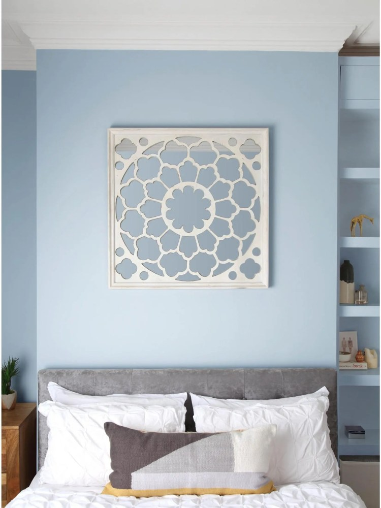 Rust-Oleum Chalky Powder Blue Example 1