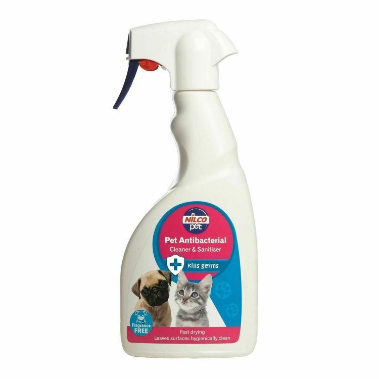 Nilco Pet Antibacterial Spray