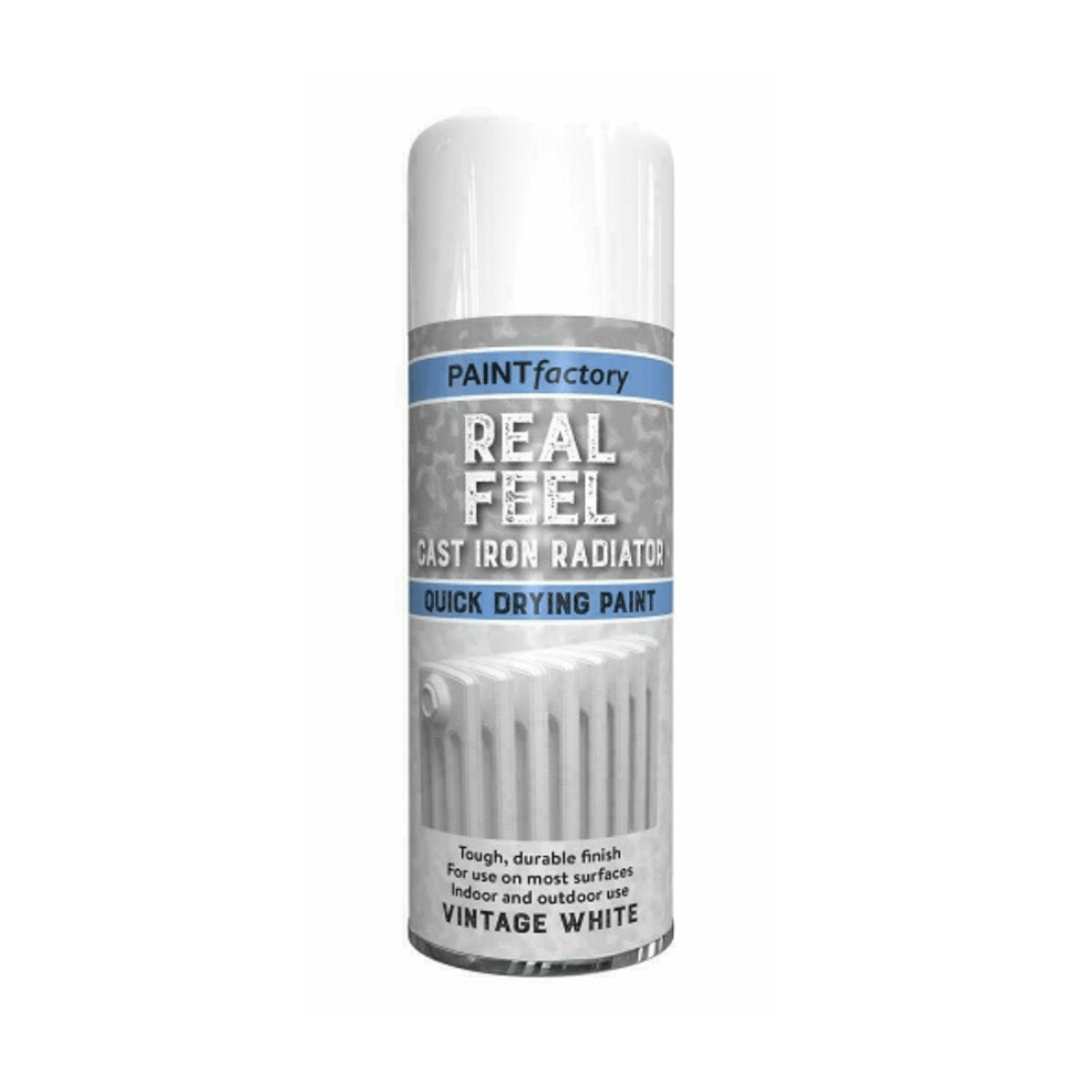 Real feel Cast Iron Radiator Quick Drying Paint Image