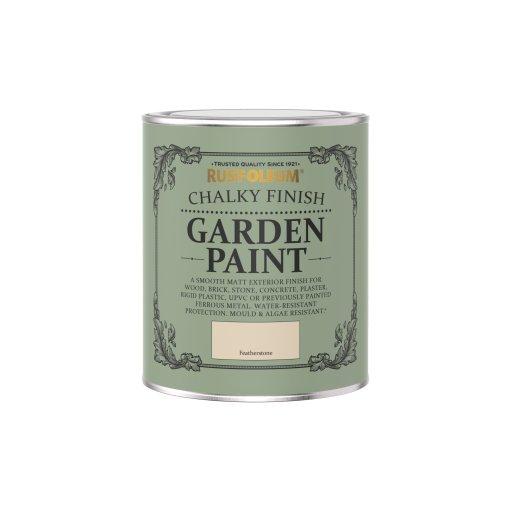 Rust-Oleum Chalky Garden Paint Featherstone Matt 750ml