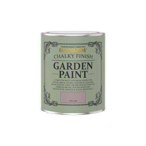 Rust-Oleum Chalky Garden Paint Little Light Matt 750ml
