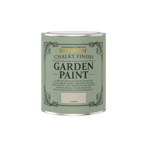 Rust-Oleum Chalky Garden Paint Longsands Matt 750ml