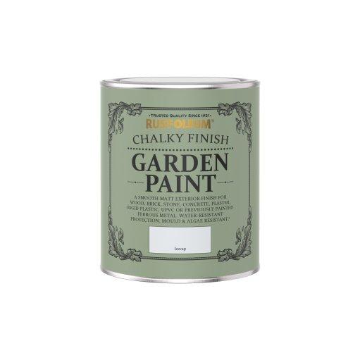 Rust-Oleum Chalky Garden Paint Ice Cap Matt 750ml