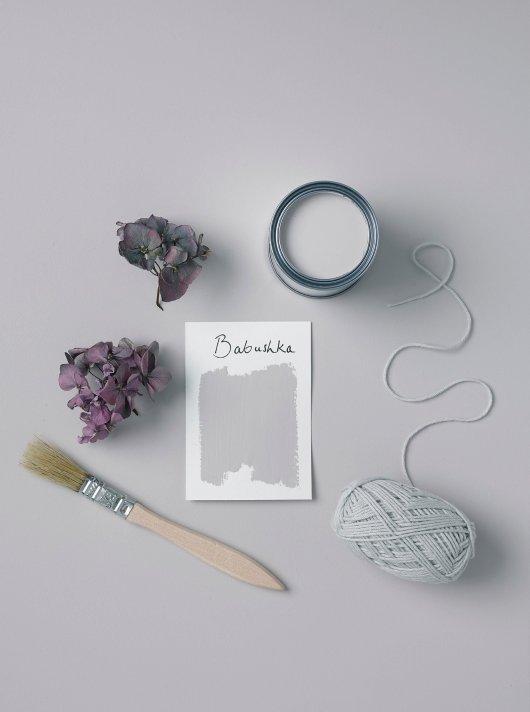 Rust-Oleum Chalky Floor Paint Babushka Matt 2.5L 2