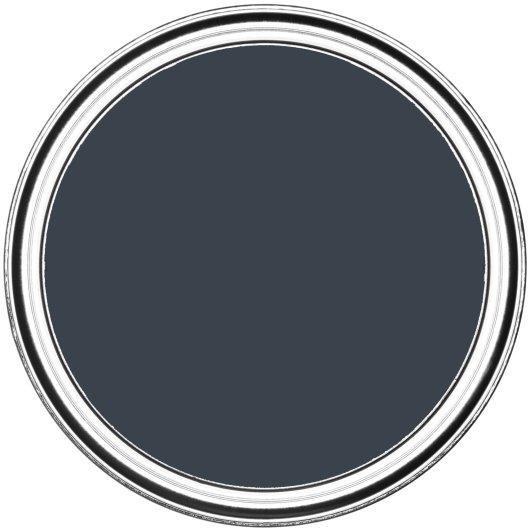 Rust-Oleum Chalky Floor Paint Black Sand Matt 2.5L 3