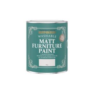 Rust-Oleum Matt Furniture Paint Fleur 750ml