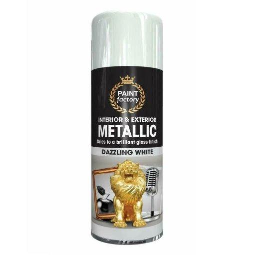 White-Metallic-Spray-Paint