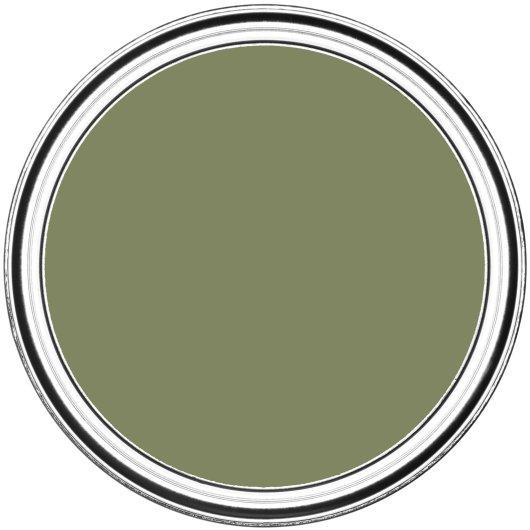 Rust-Oleum Chalky Floor Paint Familiar Ground Matt 2.5L 3