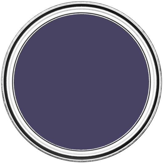 Rust-Oleum Chalky Floor Paint Ink Blue Matt 2.5L 3