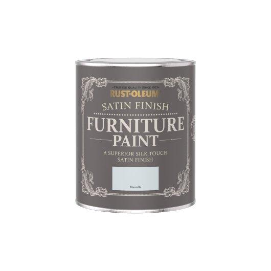 Rust-Oleum Satin Furniture Paint Marcella 750ml