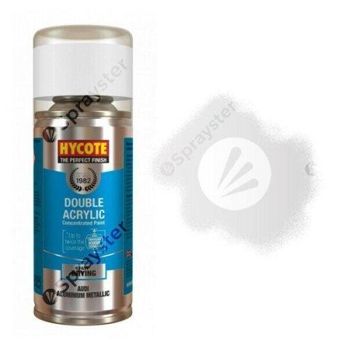 Hycote-Audi-Aluminium-Silver-Metallic-Spray-Paint-Auto-Enviro-Can-XDAD401-333205654315