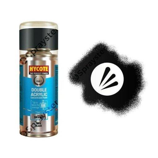 Hycote-BMW-Black-Gloss-Spray-Paint-Enviro-Can-All-Purpose-XDBM401-392301745638