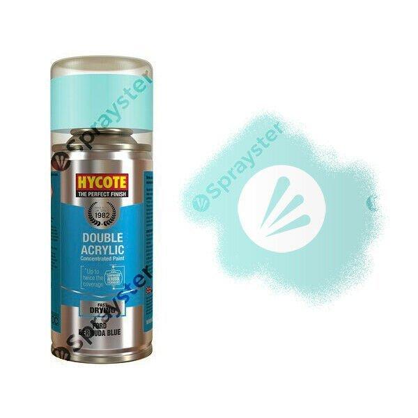 Hycote-Ford-Bermuda-Light-Blue-Gloss-Spray-Paint-Enviro-Can-XDFD204-372683804853