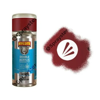 Hycote-Ford-Burgundy-Red-Gloss-Spray-Paint-Enviro-Can-All-Purpose-XDFD501-372701253547