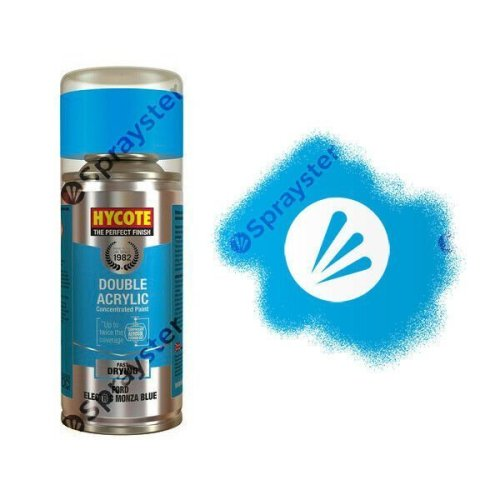 Hycote-Ford-Electric-Monza-Blue-Gloss-Spray-Paint-Enviro-Can-XDFD211-392309227110
