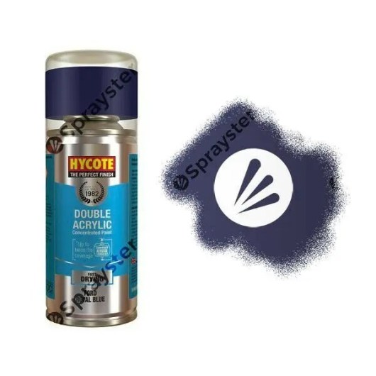 Hycote-Ford-Royal-Blue-Gloss-Spray-Paint-Enviro-Can-XDFD227-392309849267