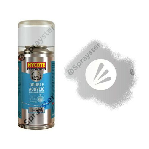 Hycote-Mini-Pure-Silver-Metallic-Spray-Paint-Enviro-Can-All-Purpose-XDBM605-372715891386