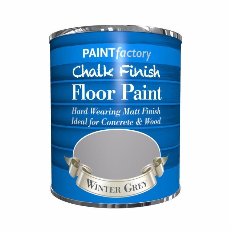 Paint-Factory-Chalk-Chalky-Floor-Paint-650ml-Winter-Grey-Matt-392067267731