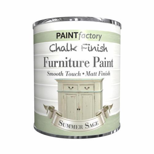 Paint-Factory-Chalk-Chalky-Furniture-Paint-650ml-Summer-Sage-Green-Matt-332690144493