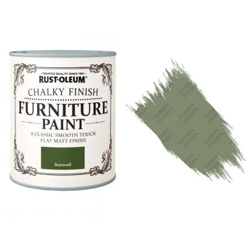Rust-Oleum Chalky Finish Garden Furniture Paint Bramwell 750ml