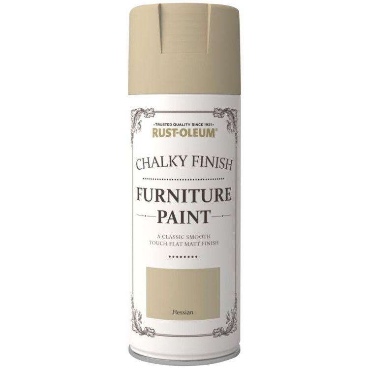 Rust-Oleum-Chalk-Chalky-Furniture-Spray-Paint-Shabby-Chic-400ml-Hessian-Matt-372062573297-3