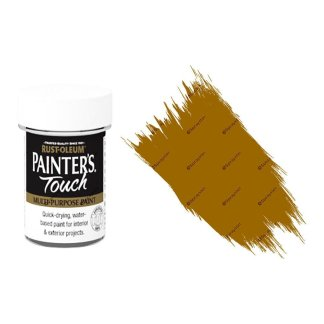 Rust-Oleum-Painters-Touch-Multi-Surface-Paint-Antique-Gold-Metallic-20m-Toy-Safe-332579962212