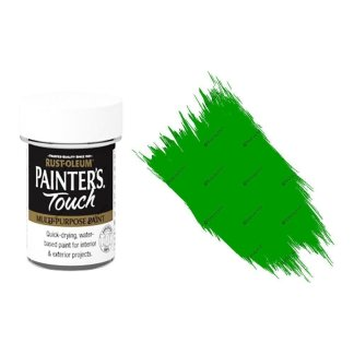 Rust-Oleum-Painters-Touch-Multi-Surface-Paint-Bright-Green-Gloss-20ml-Toy-Safe-391996255770